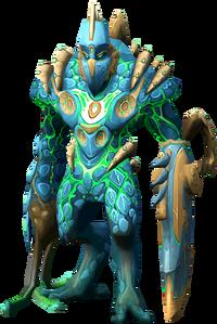 Telos, the Warden