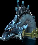 Queen Black Dragon (Crystal)