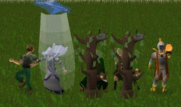 Questing clan