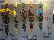 Clan avatar concept art