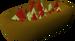 Vegetable batta detail