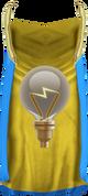 Invention cape (t) detail