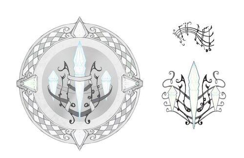 Ithell symbol concept art
