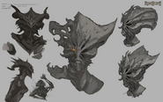 Elder god concept art