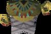 Pharaoh's top (yellow) detail