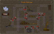 Perfect trackmap