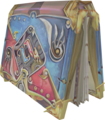 Chronicle, Book of legends pet.png