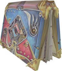 Chronicle, Book of legends pet