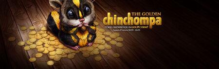 Golden chinchompa banner