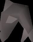 Burnt shark detail