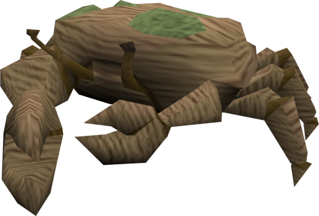 File:Giant crab (brown and green) pet.png