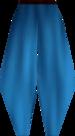 Pirate leggings (blue) detail
