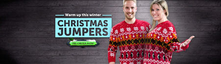 Christmas Jumpers head banner