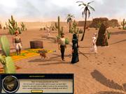 Desert Treasure start