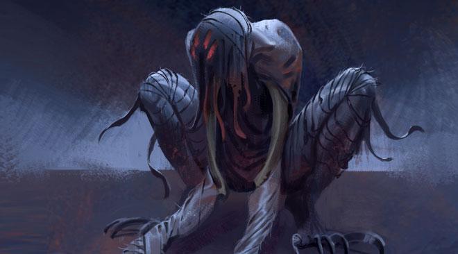 Ripper demon concept art news image