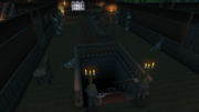 Draynor Manor interior