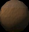 Nutmeg detail
