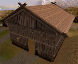 Skulgrimen's Battle Gear exterior
