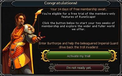 14 days free membership