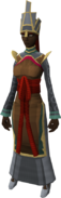 Wushanko outfit equipped (female)