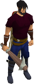 Pickaxe (class 3) equipped.png