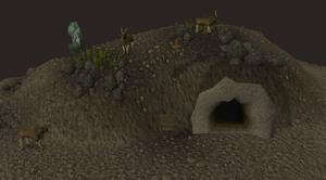 Eadgar cave old