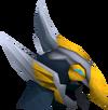 Armadyl helmet (charged) detail