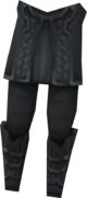 Dormant Anima Core legs detail