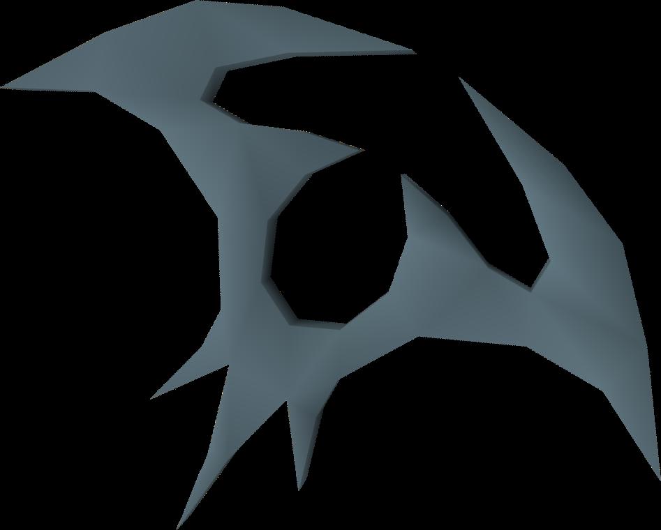 Een detail plaatje van een Elysian sigil.