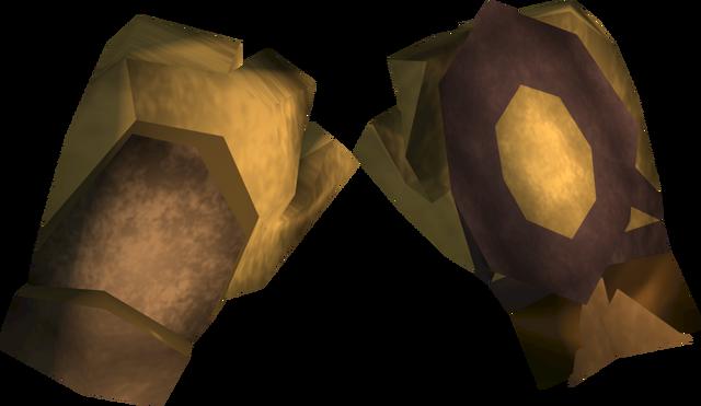 File:Golden warpriest of Armadyl gauntlets detail.png