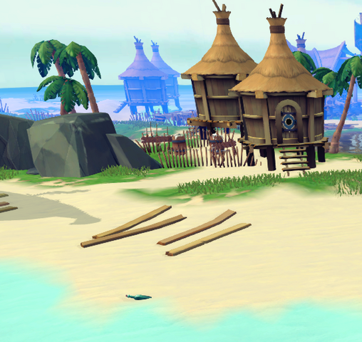 File:Message in a bottle (The Goon Docks) in-game.png