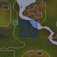 Rusty chest location