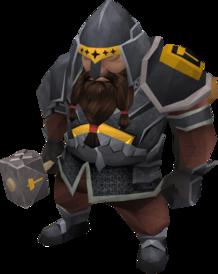 Black Guard KOTD