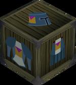 Rune heraldic armour set 5 (sk) detail