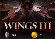 Wings III lobby banner