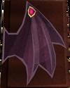 Batwing book detail