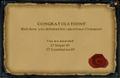 Leprechaun Champion reward.png