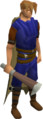 Pickaxe (class 1) equipped.png