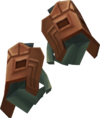 Achto Teralith Gauntlets detail