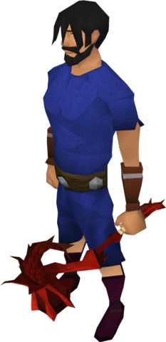 File:Off-hand dragon warhammer equipped.png