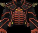 Dragon ceremonial breastplate