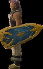 Rune kiteshield (g) equipped