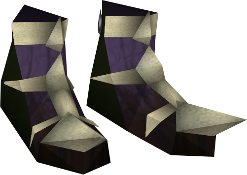 Feet slot runescape