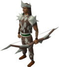 Sacred clay equipment set (ranged) equipped.png