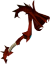 Dragon warhammer detail