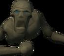 Crawling corpse torso