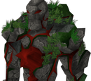 Ruby golem outfit