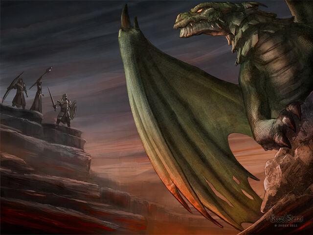 File:Green dragon illustration.jpg