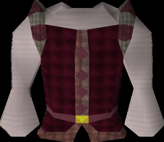 File:Red elegant shirt detail.png