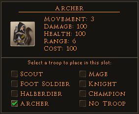 Archer details